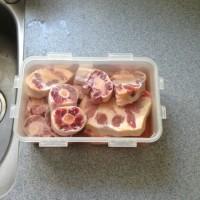 食谱做法汤的家常牛尾_牛尾大全汤的宝宝番茄月每日七个番茄一做法岁图片