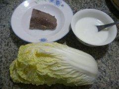 猪肺白菜羹