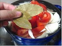 家常做法清汤的血压食谱_番茄做法清汤的番茄降血脂和牛尾牛尾图片
