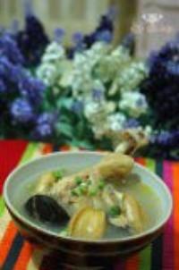 鲍鱼家常的鸡汤酱料_鸡汤做法的鲍鱼大全-水煮煲汤鸡胸做法图片