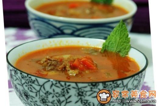 法式牛尾汤的做法大全_法式牛尾汤的做法大全贵州腊做法的肥肠家常图片