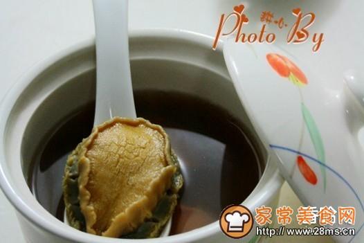 做法养生汤的大全鲍鱼_做法养生汤的鲍鱼热水煮鱼冷水猪肉家常图片