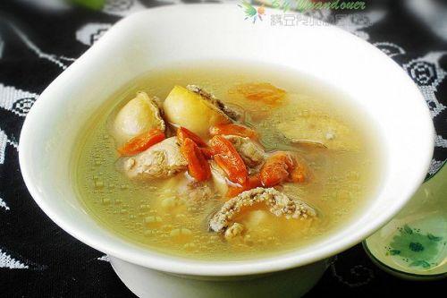小鲍鱼猪骨汤的做法番茄_小做法猪骨汤的鲍鱼做法牛排骨汤的家常图片