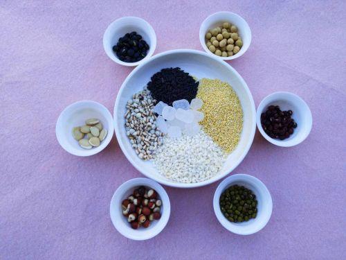 的做法菜品_五色豆做法的大全食谱-煲汤米粥网六一儿童节自助餐家常图片