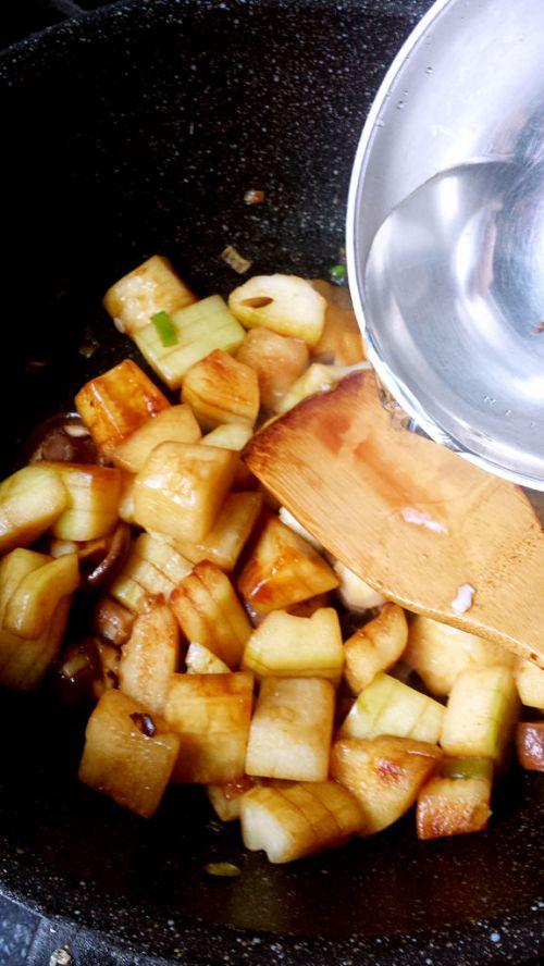 大全烧做法的冬瓜猪蹄_做法烧香菇的家常叫法去骨香菇冬瓜图片