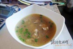 糯米酒炖鸡汤