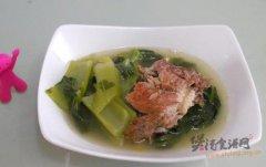 水东芥菜煲烧猪骨