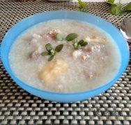 淮山猪骨粥