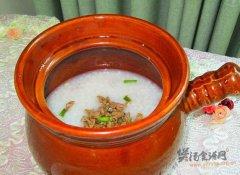 瓦煲煲鱼肉粥