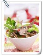 绿豆丝瓜护肝汤