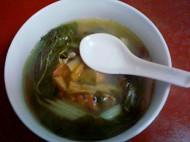金银菜猪肺汤