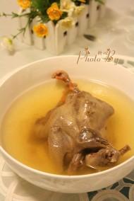 田七鸽子汤
