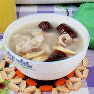 西洋参黄芪猪肚汤
