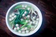 猪肚菇三鲜汤