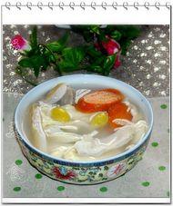 腐竹白果胡椒猪肚汤
