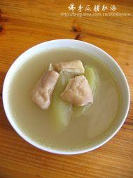 佛手瓜猪肚汤