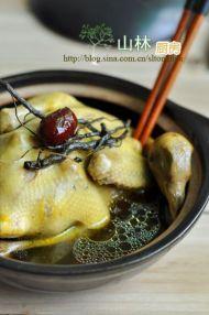 胡椒根鸽子汤