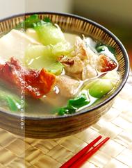浓香鸭架汤