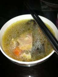 凤凰投胎养生暖胃汤