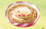 金银花枸杞鸽子汤