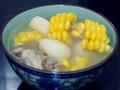 马蹄玉米大骨汤