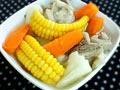玉米淮山骨头汤
