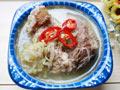 大骨头酸菜汤
