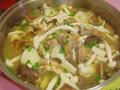 鲜菇清炖鸡汤