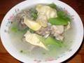 竹笋莴笋骨头汤