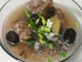 茶树菇板栗骨头老火汤