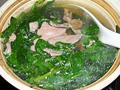 枸杞猪肝瘦肉汤