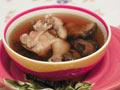 慢炖锅香菇鸡汤