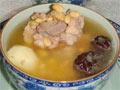 黄豆煲猪尾骨