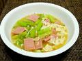 青瓜火腿蛋汤