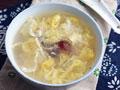 蔓越莓酒酿鸡蛋汤