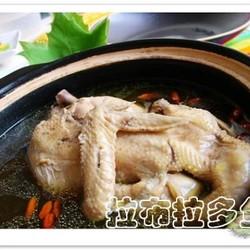 四物绿乌鸡汤
