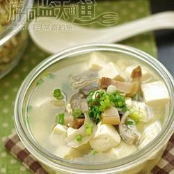 咸肉豆腐汤