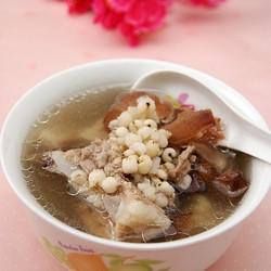 土茯苓骨头汤