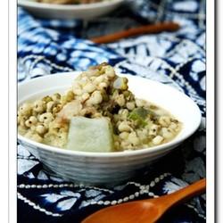 排骨冬瓜薏仁绿豆汤