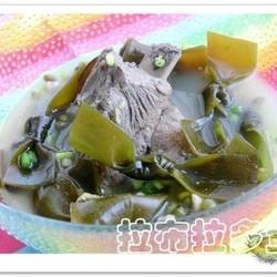 双豆薏米海带排骨汤