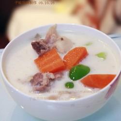 奶香骨头汤