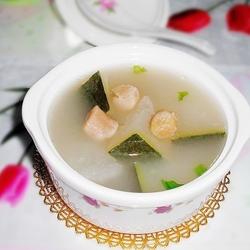 干贝冬瓜猪骨汤
