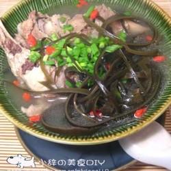 海带猪骨汤