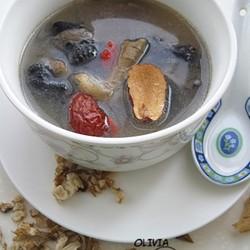 玉竹沙参乌鸡汤
