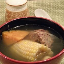 薯玉猪骨甜汤