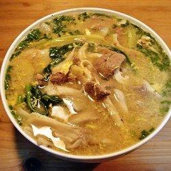 蘑菇猪肝汤