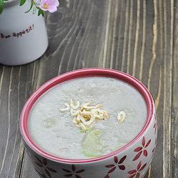 绿豆疙瘩汤