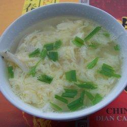 银鱼鸡蛋汤