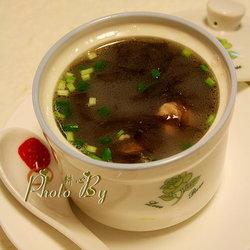 紫菜鲫鱼汤