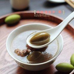 青橄榄猪骨汤